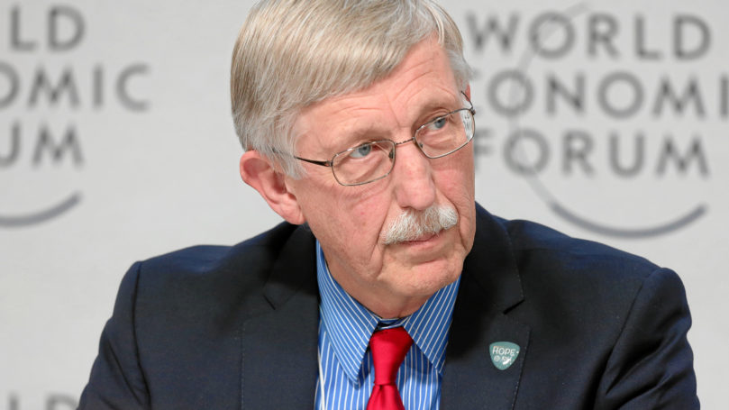 Francis Collins, gene hunter, wins prize for work on science and faith