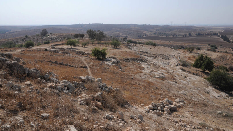 Arrowhead unearthed in ancient Gath points to Old Testament story